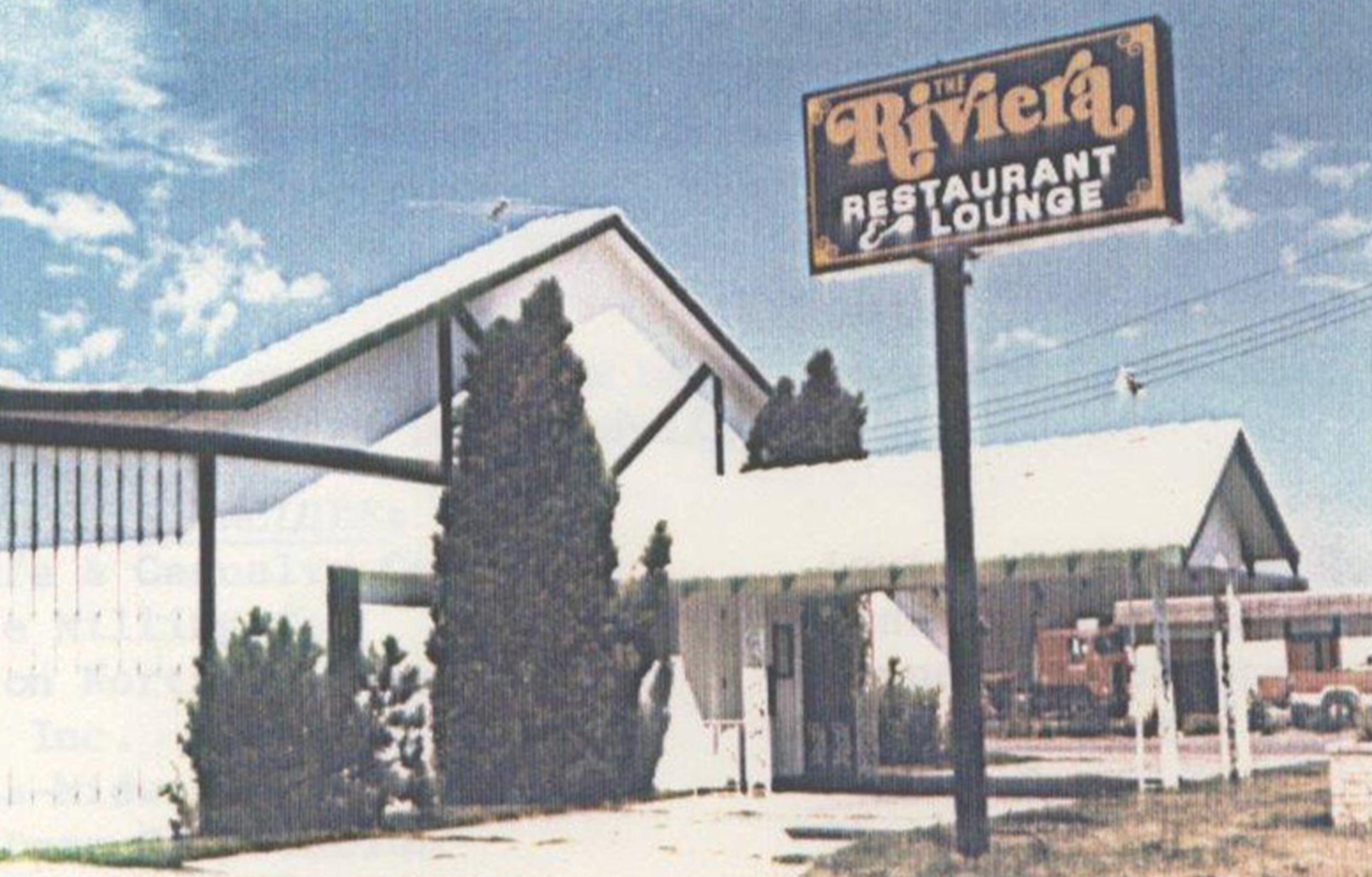 Originally the Chanhassen American Legion, it was purchased in 1959 and operated as the Riviera Supper Club. In 1999, it was purchased again and converted into Axel's, which is still in operation toda