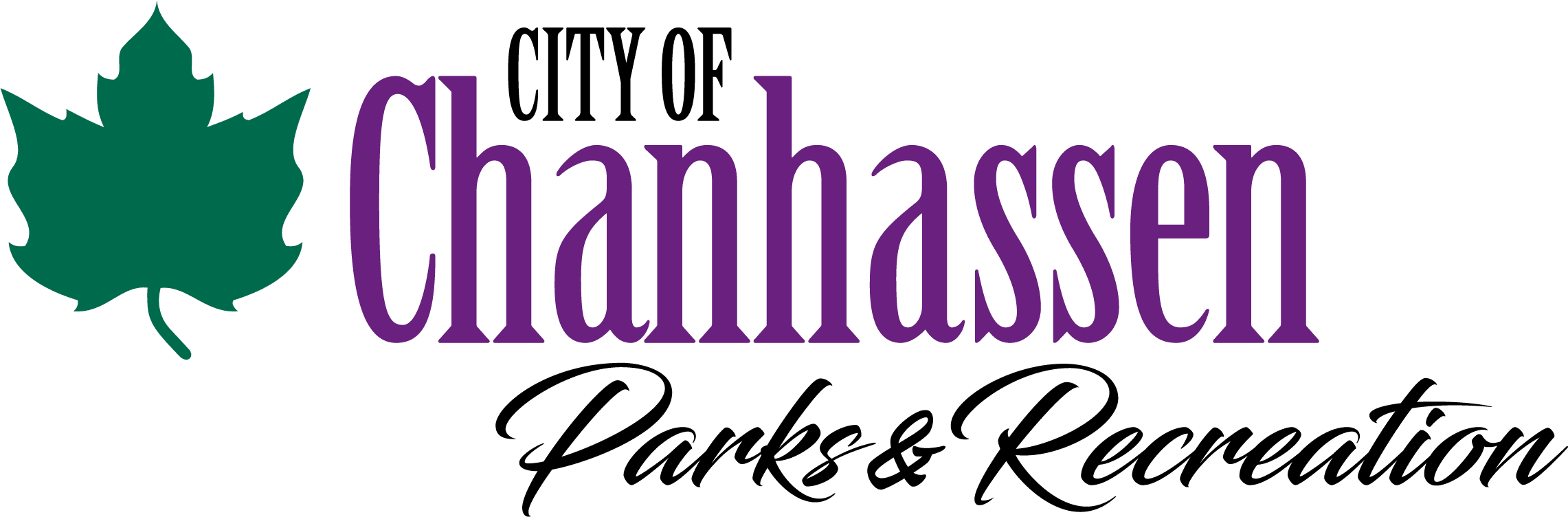 Chanhassen Parks and Rec Logo